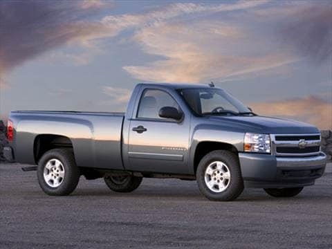 2007 Chevrolet Silverado 1500 Regular Cab LT Pickup 2D 6 1/2 ft  photo